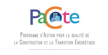 0cb7e2aa31b2ea Cet événement s inscrit dans le programme PACTE (Programme d Action pour la  qualité de la Construction et la Transition Energétique) lancé au début de  ...
